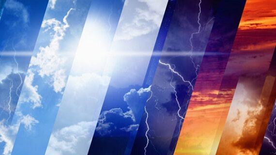 وضعیت آب و هوا امروز