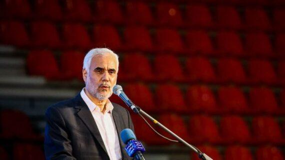 برنامه های مهرعلیزاده برای ریاست جمهوری