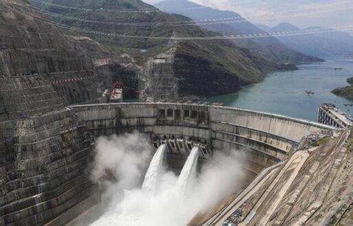 دومین سد برق آبی بزرگ جهان