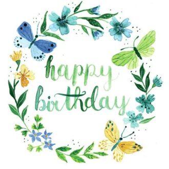 پیام تبریک برای تولد