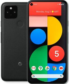 بهترین گوشی هوشمند 2021 گوگل پیکسل 5