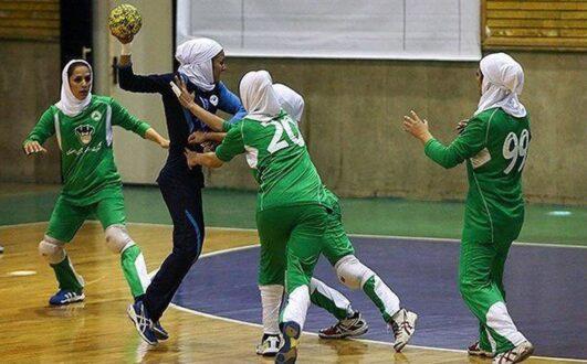 تیم ملی هندبال زنان