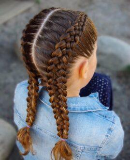 Simple hair texture 62