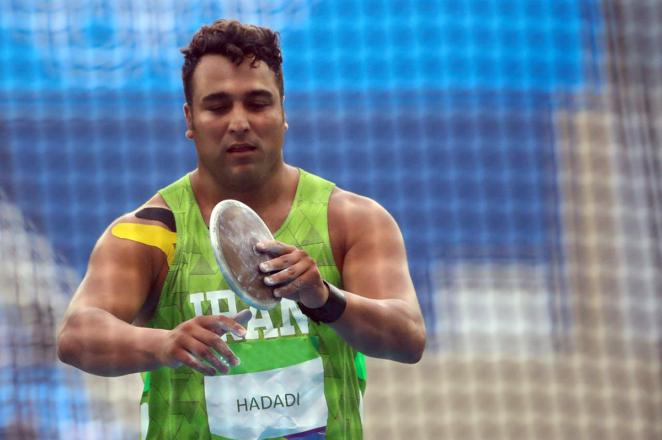 احسان حدادی حتما به المپیک میرود