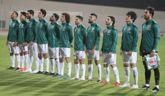 اردوی تیم ملی فوتبال عراق در اسپانیا و دیدار دوستانه با سویا