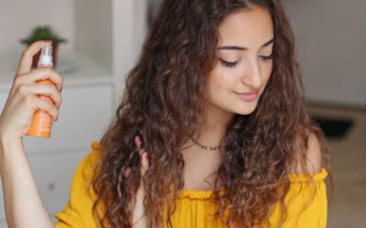 اسپری ضد حرارت مو چیست - کاربرد اسپری ضد حرارت مو