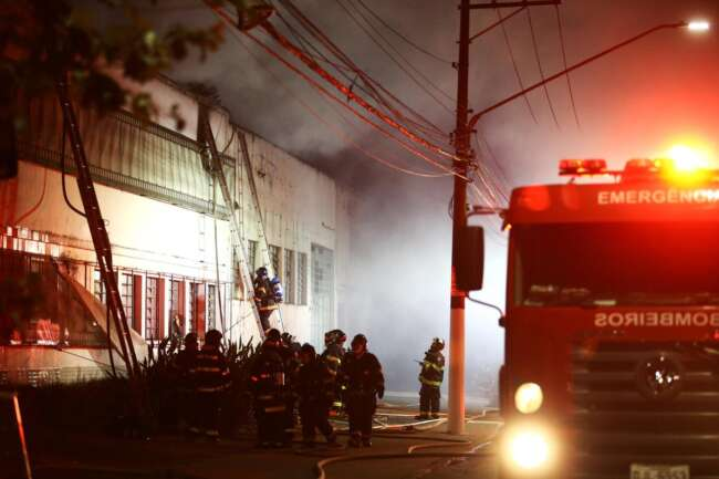 انبار سینماتکی در برزیل آتش گرفت و ۲ هزار نسخه فیلم نابود شد
