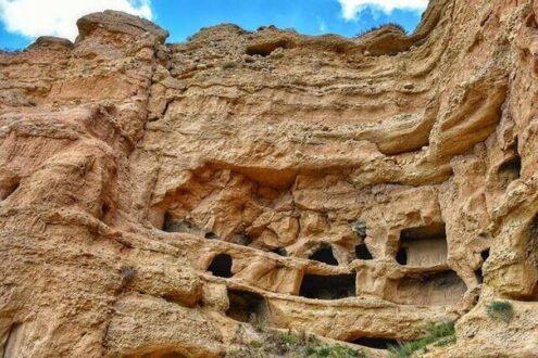 انجام اقدامات حفاظتی برای حفظ غارهای هنامه