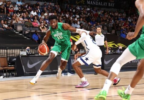 باخت شوکه کننده بسکتبال آمریکا مقابل نیجریه