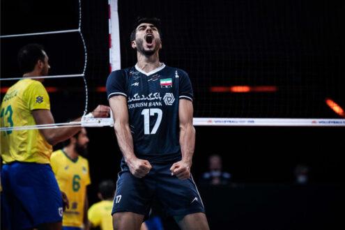 بازتاب ترکیب المپیکی ایران در سایت فدراسیون جهانی