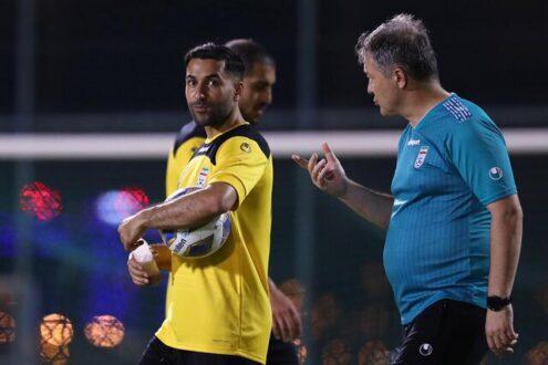بازگشت اسکوچیچ به تهران برای آماده سازی تیم ملی