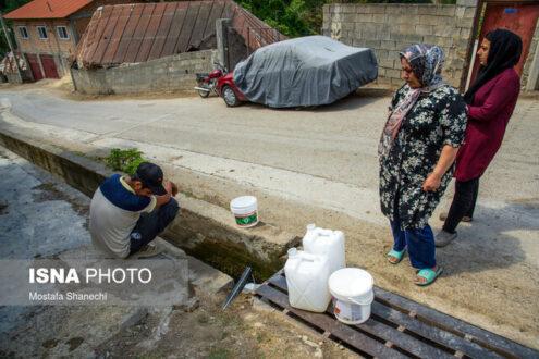 بحران آب در ثروتمندترین شهر ایران