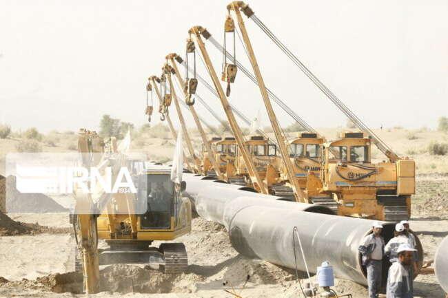 بهره برداری از طرح های ملی وزارت نفت آغاز شد