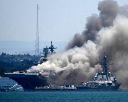 تازهترین خبر درباره کشتی هدف گرفته شده در اقیانوس هند