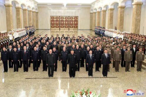 تغییرات چشمگیر در مقام های ارشد کره شمالی