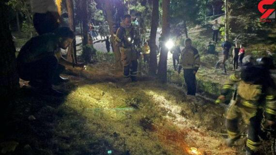 توضیحات پلیس درباره انفجار پارک ملت