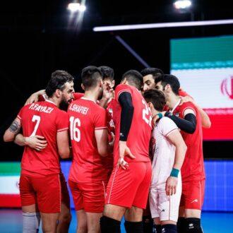 تیم ملی والیبال ایران در المپیک ۲۰۲۰