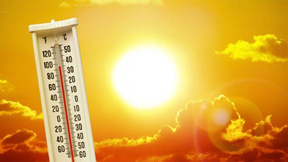 خوزستان بالای ۵۰ درجه می رود