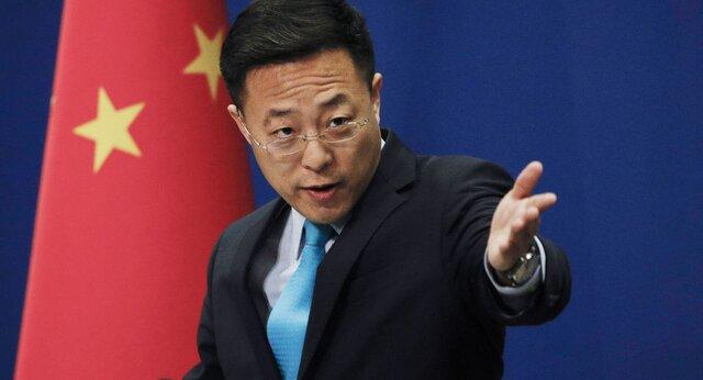 درخواست فوری چین از آمریکا