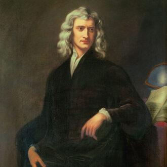 دست نوشته نیوتن بیش از ۲ میلیون دلار چوب حراج خورد