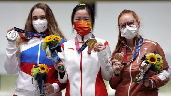 دومین رکورد المپیک در روز دوم بازی ها شکسته شد