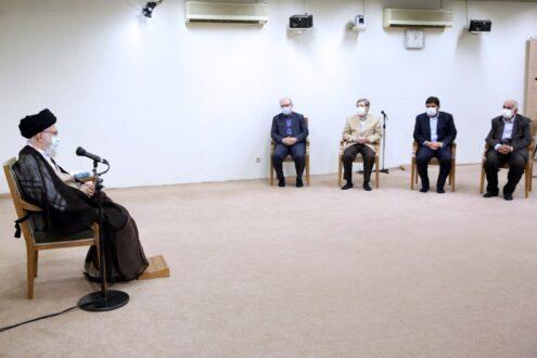 رهبر انقلاب برای حل مشکلات خوزستان