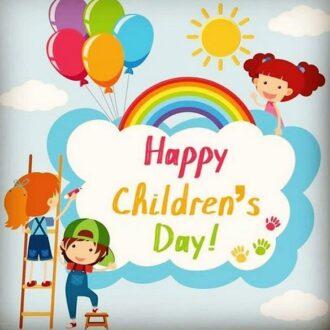 تبریک روز کودک