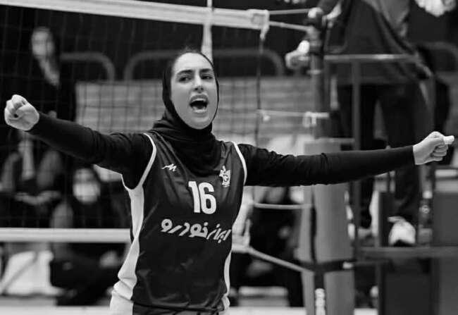 زهرا مغانی پدیده ۱۸ ساله تیم ملی راهی اروپا شد