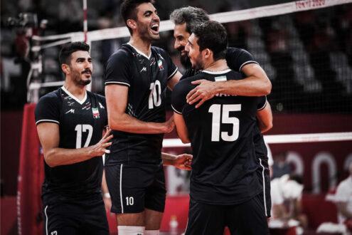 شاهکار تیم ملی والیبال در المپیک / قهرمان جهان مغلوب ایران شد