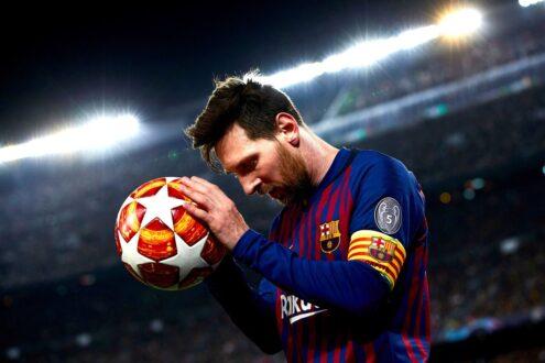 شرط مسی برای تمدید قرارداد با بارسلونا