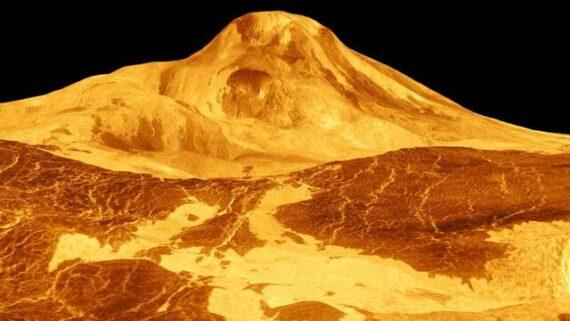 شواهدی از فعالیت آتشفشانی انفجاری در سیاره زهره
