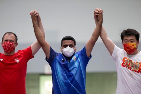 فروغی پس از قهرمانی در المپیک: این مدال لطف خدا بود