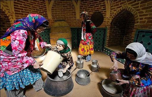 قلعه والی ایلام / موزه مردم شناسی
