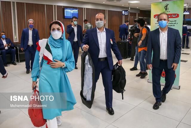 لباس کاروان المپیکی ایران رضایت ها را جلب نکرد