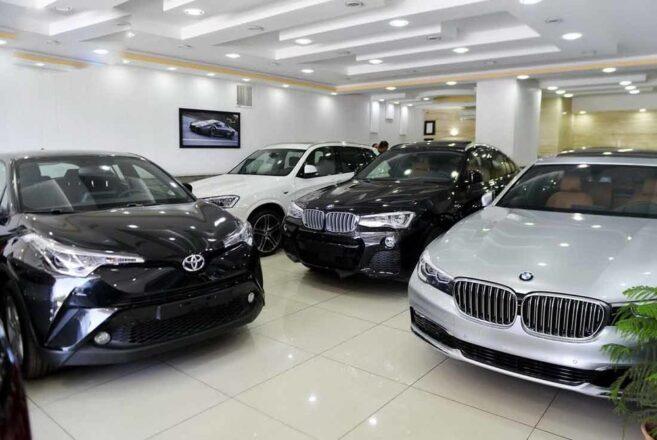 خودروهای با قیمت بیش از 1 میلیارد تومان تعیین شد