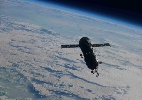 ماژول جدید روسی با موفقیت به ایستگاه فضایی بین المللی رسید