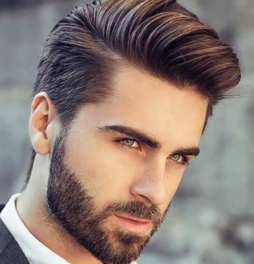 مدل مو خامه ای