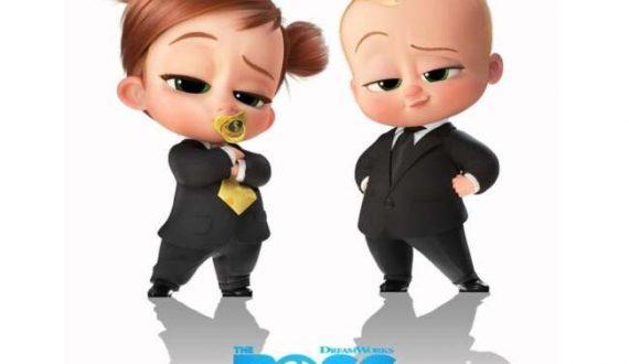 انیمیشن بچه رئیس 2