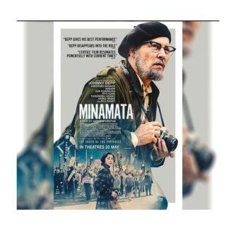 معرفی فیلم میناماتا 2020 ( Minamata )