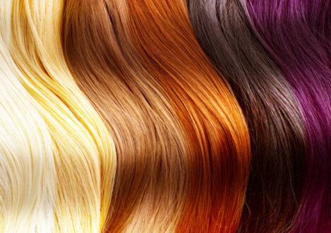 ملانین مو چیست - ملانین موی سر