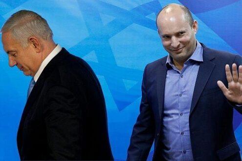 نتانیاهو مقر نخست وزیری را ترک کرد