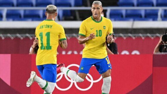 نتایج کامل روز اول فوتبال مردان المپیک