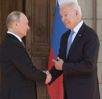 هشدار بایدن به پوتین