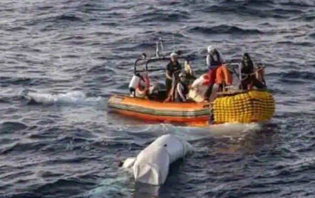 واژگونی مرگبار چندین قایق ماهیگیری در اندونزی