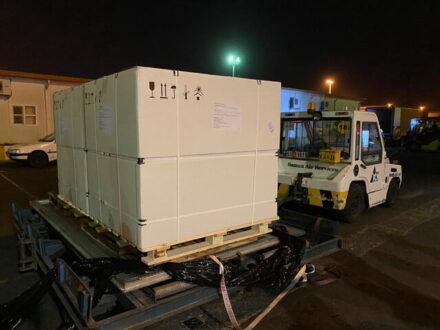 ورود دومین محموله واکسن کرونای اهدایی ژاپن به ایران