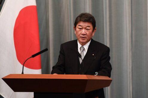 وزیر خارجه ژاپن به ایران سفر می کند