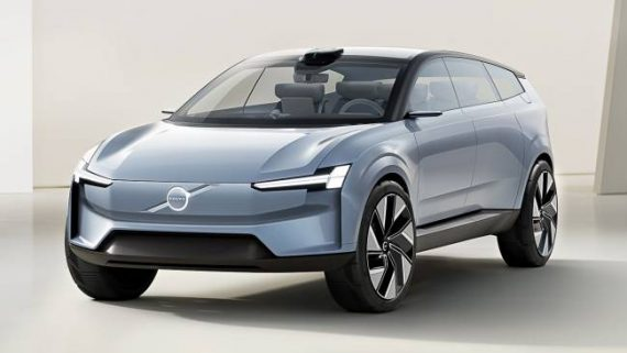 ولوو در آینده چگونه خواهد بود ری شارژ ولوو نسل جدید خودرو