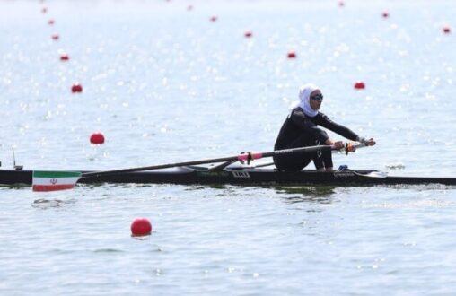 پایان کار ورزشکاران ایران در روز افتتاحیه المپیک