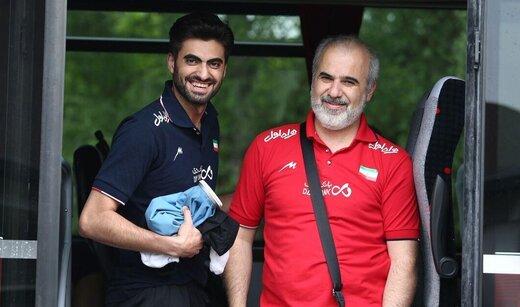 کرونا دو عضو والیبال ایران را از تیم ملی جدا کرد