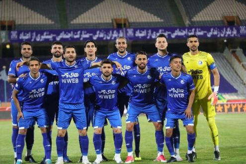 کورسوی امید تیم فوتبال استقلال